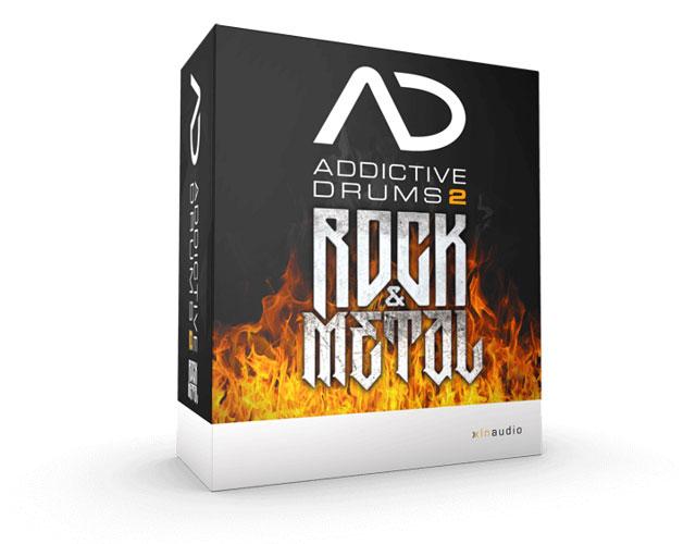 Addictive Drums 2 ROCK AND METAL